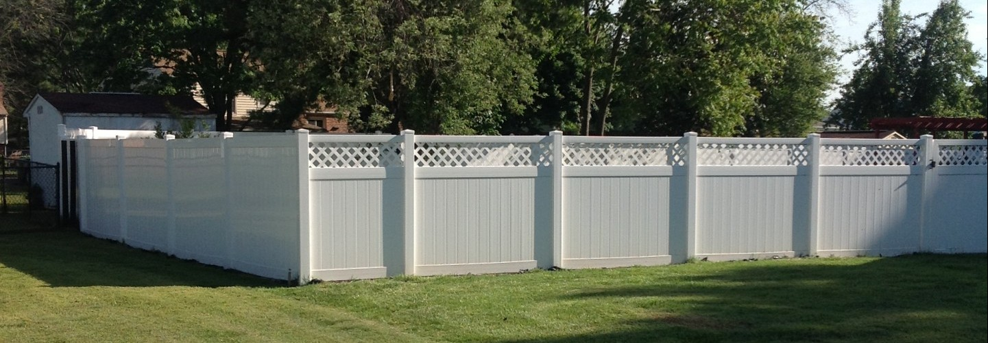 Fence Company - Vinyl Fence Richmond